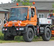 Unimog U400, version construite depuis 2000