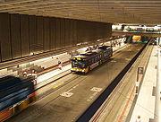 University Street Station à Seattle