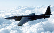 Un avion espion Lockheed U-2