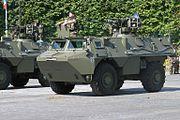 VAB de l'armée française