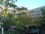 Hôpital moderne