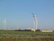 Éoliennes en Allemagne.