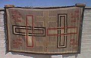 Tissage navajo
