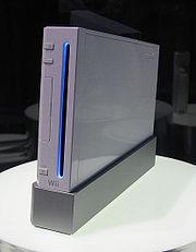 La Nintendo Wii lors de l'E3 2006.