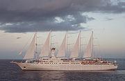 Wind Surf, sister-ship du Club Med 2