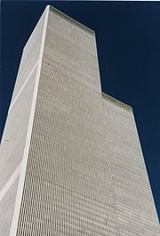 World Trade Center, New York, avant le 11 septembre 2001