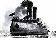Le Yermak russe de 1917