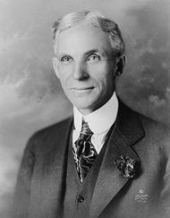 Henry Ford en 1919