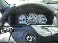 Compteur de vitesse, compte-tour, etc..