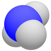 Structure de l'ammoniac
