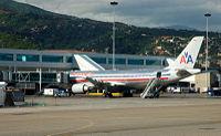American Airlines à l'aéroport international Maiquetía ~ Simón Bolívar