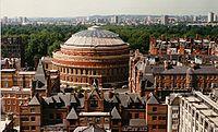 Le Royal Albert Hall accueille de nombreux concerts