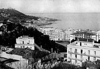 Ville et port d'Alger (1921)