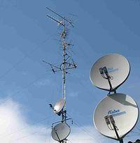 Antennes pour radiodiffusion