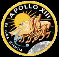 Insigne de la mission Apollo 13