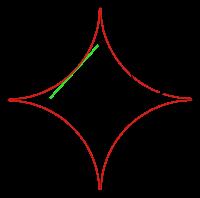 Une astroïde