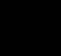 Glyphes astrologiques représentant le Soleil, la Lune, Pluton et les planètes (comprenant la Terre).