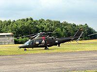 Un A109BA de Composante Air belge