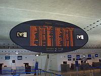 Système d'information au terminal 2F