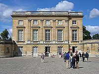 Château du Petit Trianon, Versailles (Ange-Jacques Gabriel)