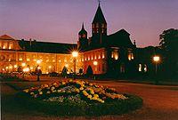 L'abbaye de Cluny pendant le Grand Gala