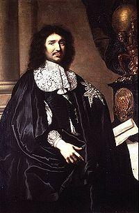 Jean-Baptiste Colbert (1619-1683) en grande tenue