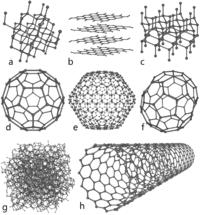 Selon leur forme et leur taille, les assemblages de carbone peuvent interagir avec les syst�mes biologiques.