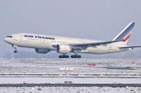 Le F-GSPE est le 5e 777-200 d'Air France.