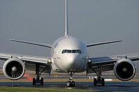 Le F-GSPJ est le 10e 777-200 d'Air France.