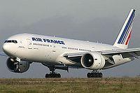 Le F-GSPL est le 12e 777-200 d'Air France.