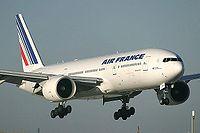 Le F-GSPP est le 16e 777-200 d'Air France.