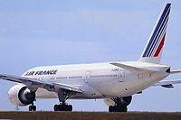 Le F-GSPS est le 19e 777-200 d'Air France.