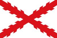 Drapeau de la Nouvelle-Espagne