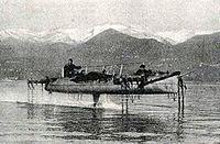 Prototype Forlanini 1910