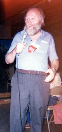 Frank Herbert en octobre1978