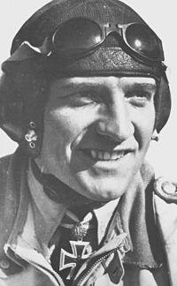 Hans Ulrich Rudel durant la guerre
