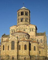 Abbatiale Saint-Austremoine (Issoire)