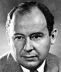 John von Neumann dans les années 1940