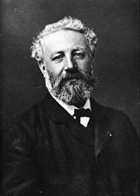 Jules Verne photographié par Nadar.
