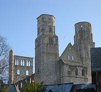 Abbaye de Jumièges (Normandie)