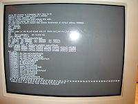 Panique d'un noyau Linux
