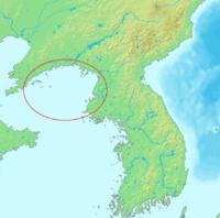 Golfe de Corée