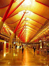 Aéroport de Madrid-Barajas: nouveau terminal «T4».