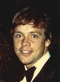 Mark Hamill lors de la première de F.I.S.T. en 1978.
