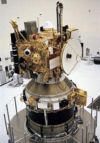 Préparation de Mars Observer