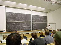 Cours de mathématiques à l'Université d'Helsinki