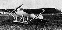 Nieuport 31D de record