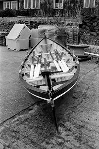 Photo d'une barque