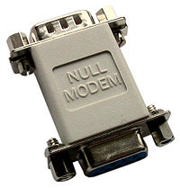 Un adaptateur Null Modem