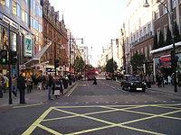 Oxford Street.
